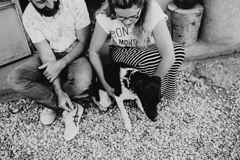Clara, Riccardo e Amelia
